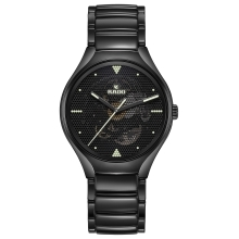 L Watch Rado True Auto, black R27101192