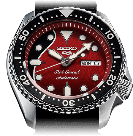 Hodinky Seiko 5 Sports Brian May Limited Edition