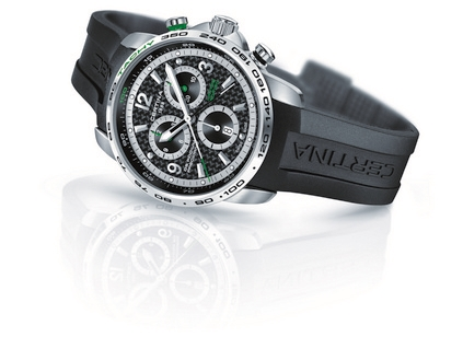 Certina DS Podium Big Size Chronograph – WRC Limited Edition