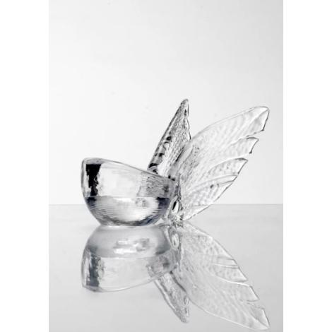 ANGELOS -  svícen z kolekce uměleckého skla Bořka Šípka