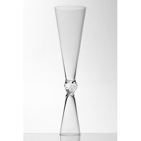 ARKHOM -  dvojsklenička z kolekce uměleckého skla Bořka Šípka