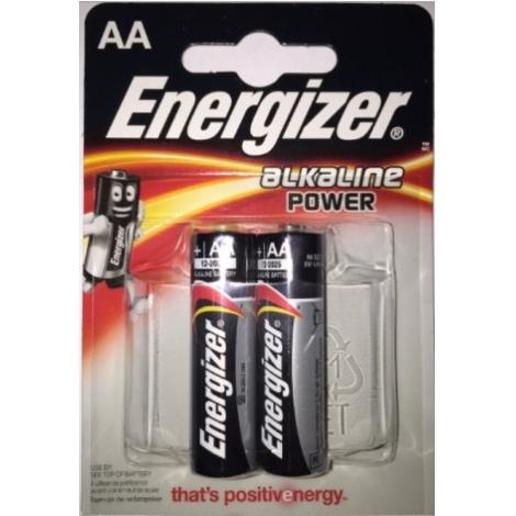 baterie LR 6 Energizer