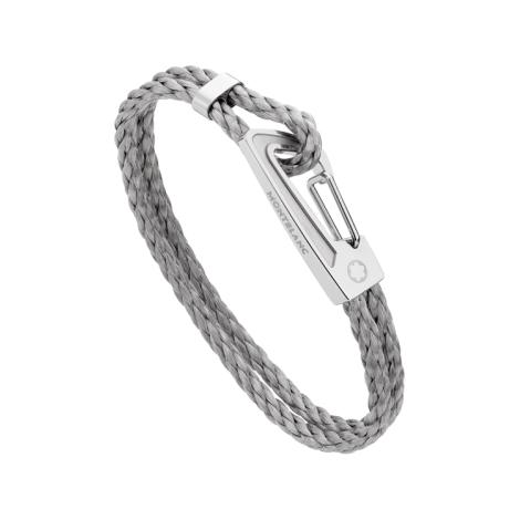 Bracelet, woven steel, M 11498963