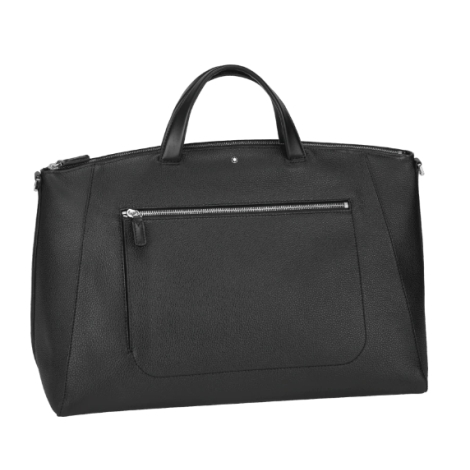 Cestovní taška Montblanc Soft Grain 126248