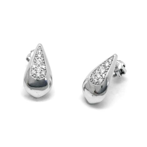 Diamantové náušnice  28524