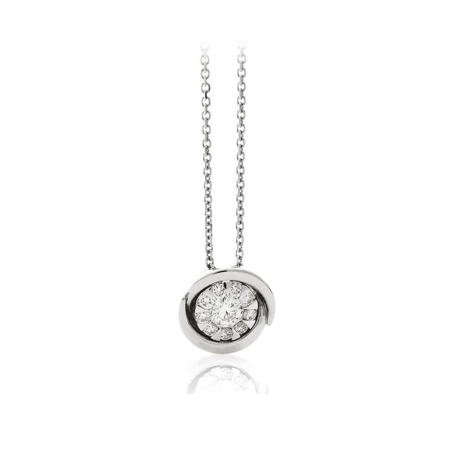 531d08cc5 Diamantový náhrdelník Chimento BOUQUET | DEAL Klenotnictví