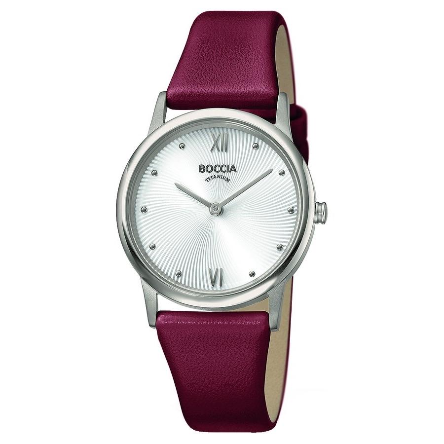Dámské titanové hodinky Boccia Titanium 3265-01  378cf185edf