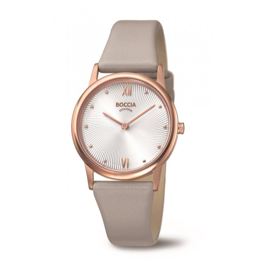 Dámské hodinky Boccia Titanium 3265-03  e060e42f5c6