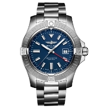 Hodinky Breitling Avenger GMT 45 A32395101C1A1