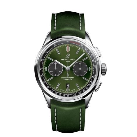 Hodinky Breitling Premier B01 Chronograph Bentley AB0118A11LX1