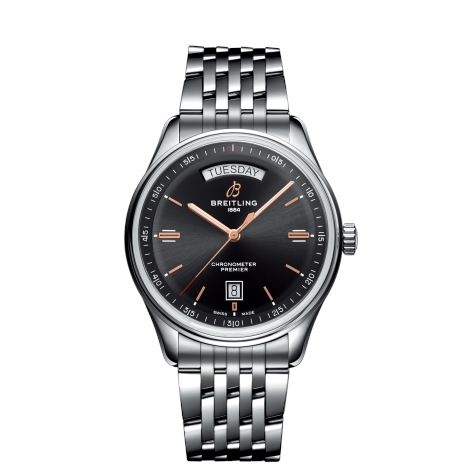 Hodinky Breitling Premier Day & Date 40 A45340241B1A1