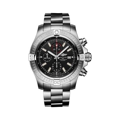 Hodinky Breitling Super avenger chrono 48 A13375101B1A1