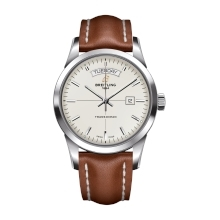 Hodinky Breitling Transocean Day & Date  A4531012/G751/433X