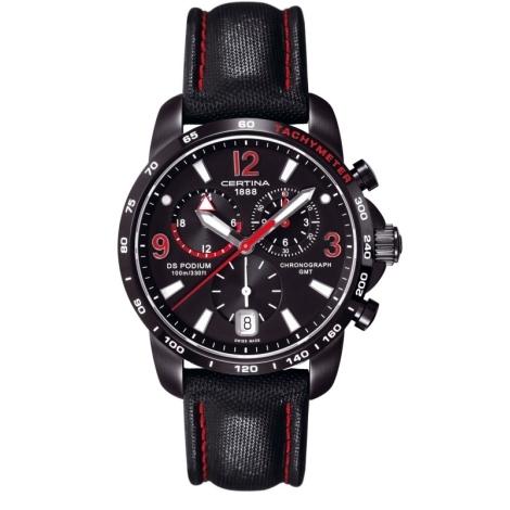 Hodinky Certina BIG CHRONO GMT  C001.639.16.057.02