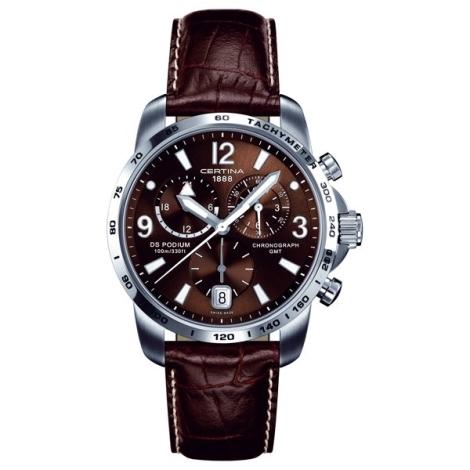 Hodinky Certina BIG CHRONO GMT  C001.639.16.297.00