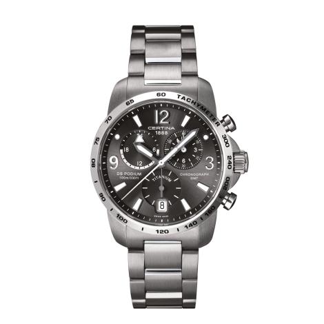 Hodinky Certina BIG CHRONO GMT  C001.639.44.087.00