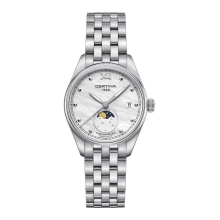 Hodinky Certina DS-8 Moon Phase Lady  C033.257.11.118.00