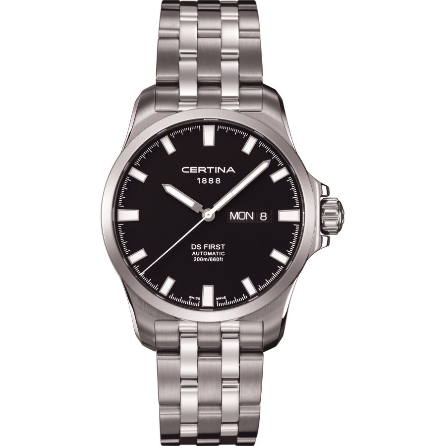 Hodinky Certina DS FIRST GENT AUTOMATIC C014.407.11.051.00  74717533e7