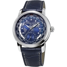Hodinky Frederique Constant Worldtimer FC-718NWM4H6