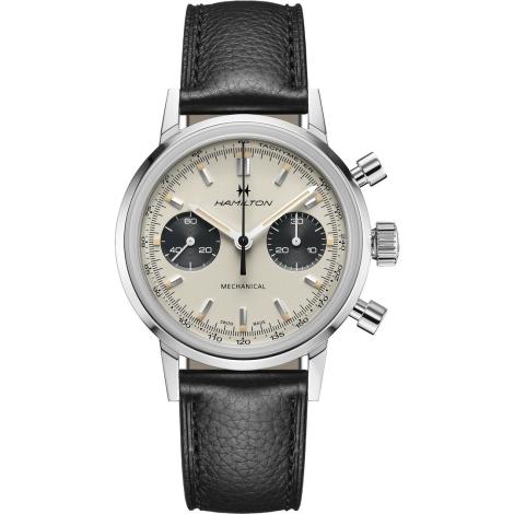 Hodinky Hamilton Classic Intra-Matic Chronograph H H38429710