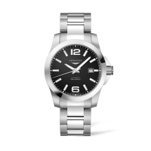 Hodinky Longines Conquest L3.777.4.58.6