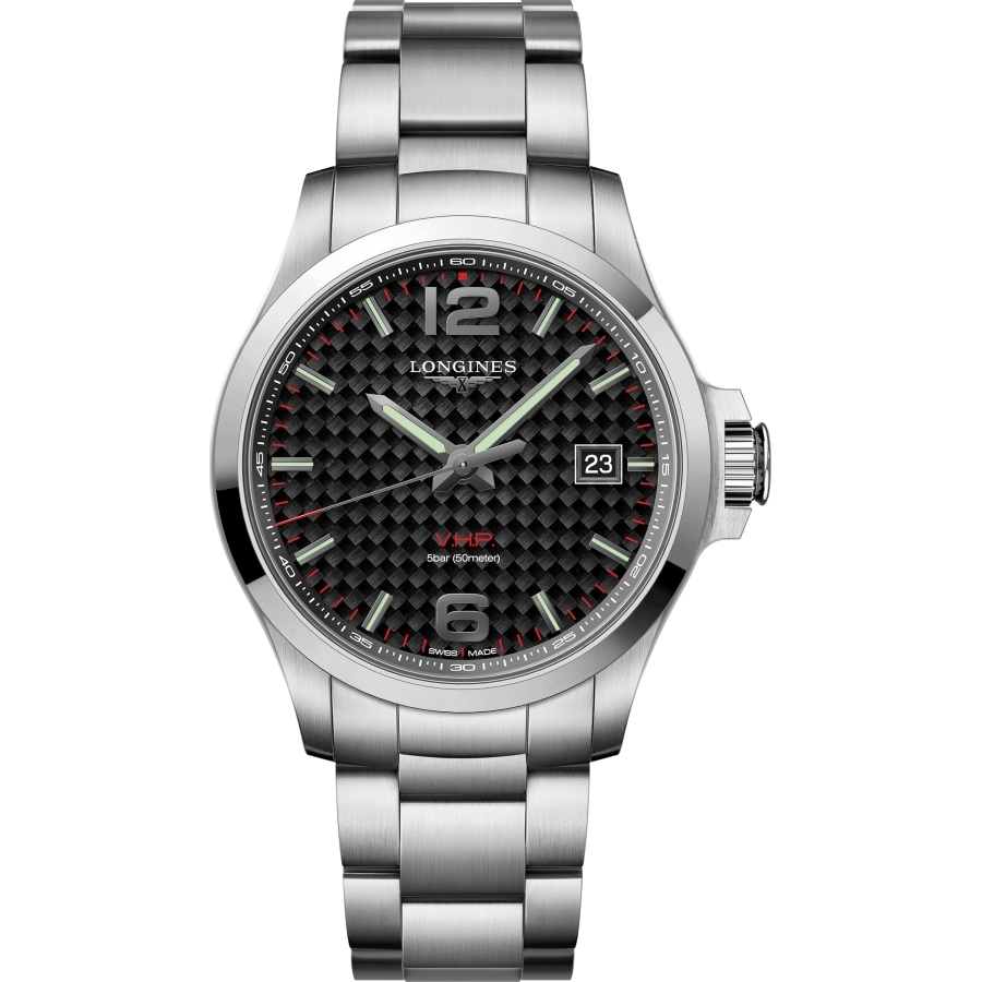 Pánské hodinky Longines Conquest V.H.P. L3.726.4.66.6  9b3574ef9d8
