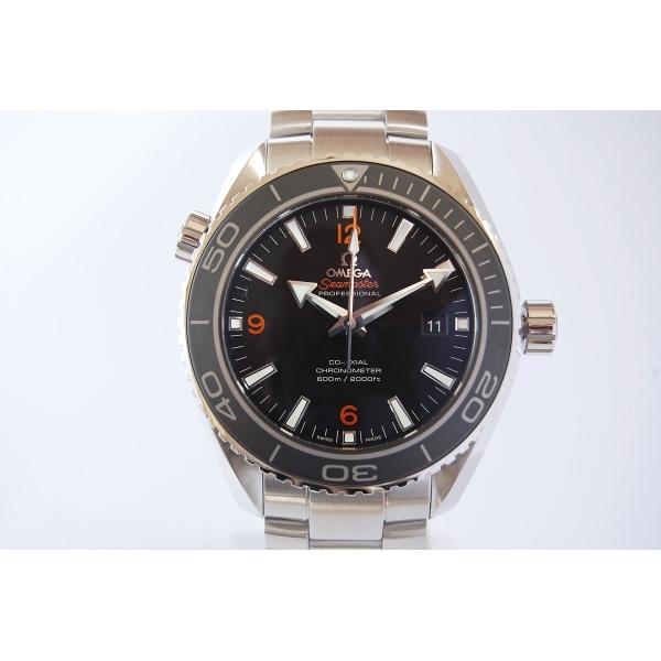 Pánské hodinky Omega Seamaster Planet Ocean ... 43a959d108d