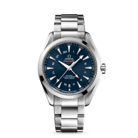 Hodinky Omega Seamaster - Aqua Terra 150 M GMT  231.10.43.22.03.001