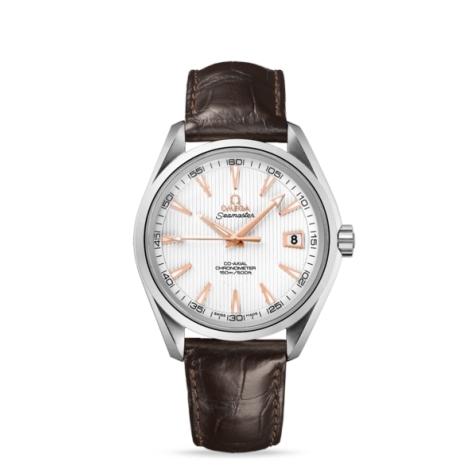 Hodinky Omega Seamaster - Aqua Terra Chronometer  231.13.42.21.02.002