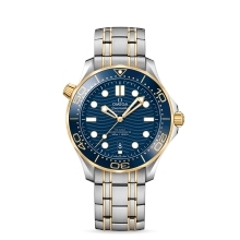 Hodinky Omega Seamaster Diver 300M Co-Axial Master Chronometer  210.20.42.20.03.001