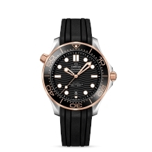Hodinky Omega Seamaster Diver 300M Co-Axial Master Chronometer  210.22.42.20.01.002