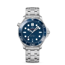 Hodinky Omega Seamaster Diver 300M Co-Axial Master Chronometer  210.30.42.20.03.001