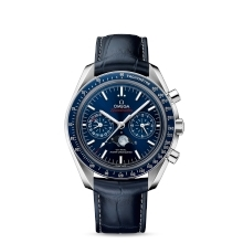 Hodinky Omega Speedmaster Moonwatch Co-axial Master Chronometer Moonphase Chronograph  304.33.44.52.03.001