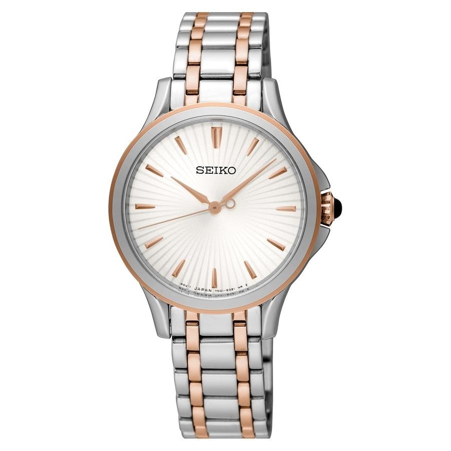 7838e901b86 Dámské elegantní hodinky SEIKO SRZ492P1
