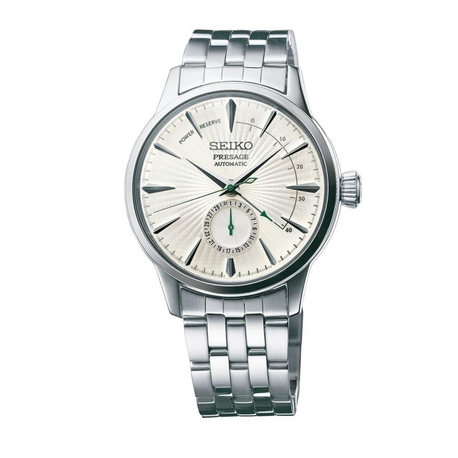 Pánské elegantní hodinky SEIKO Presage SSA341J1  9e4c5fd14e