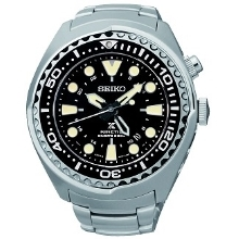 Hodinky SEIKO Prospex SEA Kinetic GMT Diver  SUN019P1