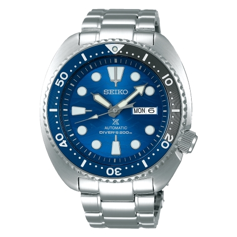 Hodinky SEIKO Prospex Special Edition Save the Ocean SRPD21K1