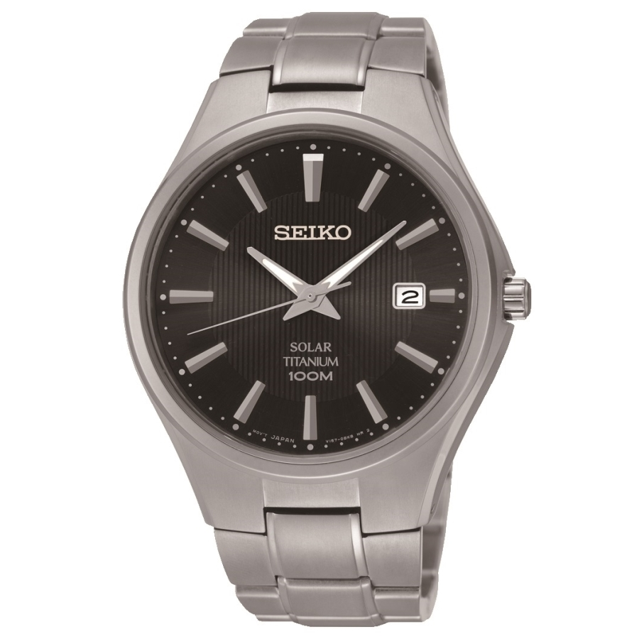 d4ba67d6937 Pánské hodinky SEIKO Solar SNE377P1