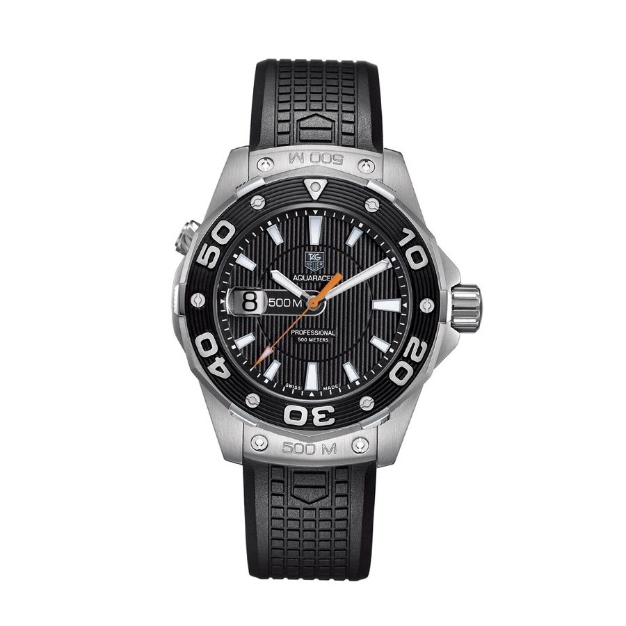 5ff2d41626a Pánské hodinky Tag Heuer Aquaracer WAJ1110.FT6015