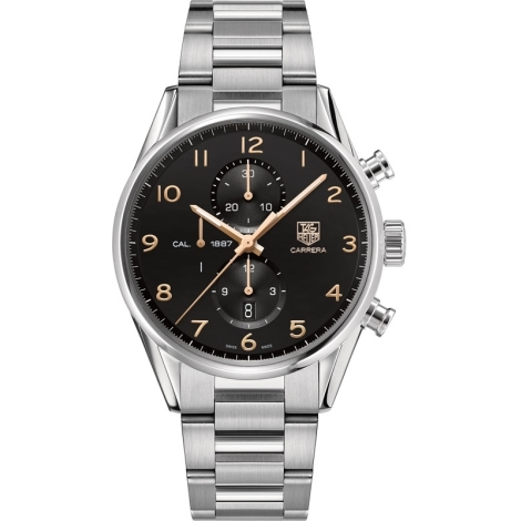 Hodinky Tag Heuer automatic Cronograph  CAR2014.BA0799