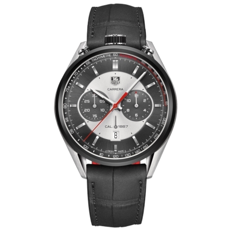 Hodinky Tag Heuer Carrera Jack Heuer edition  CAR2C11.FC6327