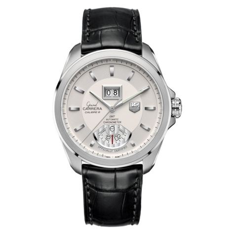 Hodinky Tag Heuer Grand Carrera GMT  WAV5112.FC6225