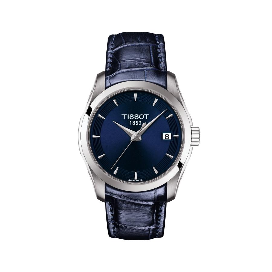 4ab90c3f47 Dámské hodinky Tissot Couturier T035.210.16.041.00