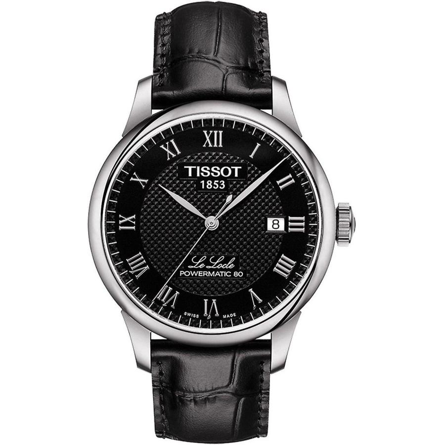 Pánské hodinky Tissot Le Locle Powermatic 80  73d708242c5
