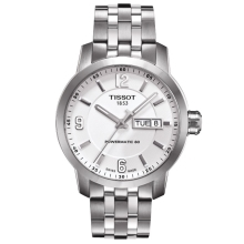 Hodinky Tissot PRC 200 automatic gent T055.430.11.017.00