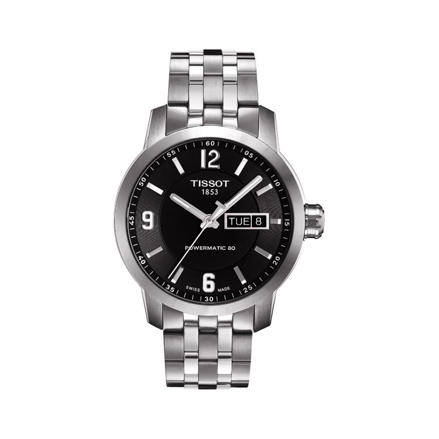 fdc5b76a23f Pánské hodinky Tissot PRC 200 automatic gent T055.430.11.057.00 ...