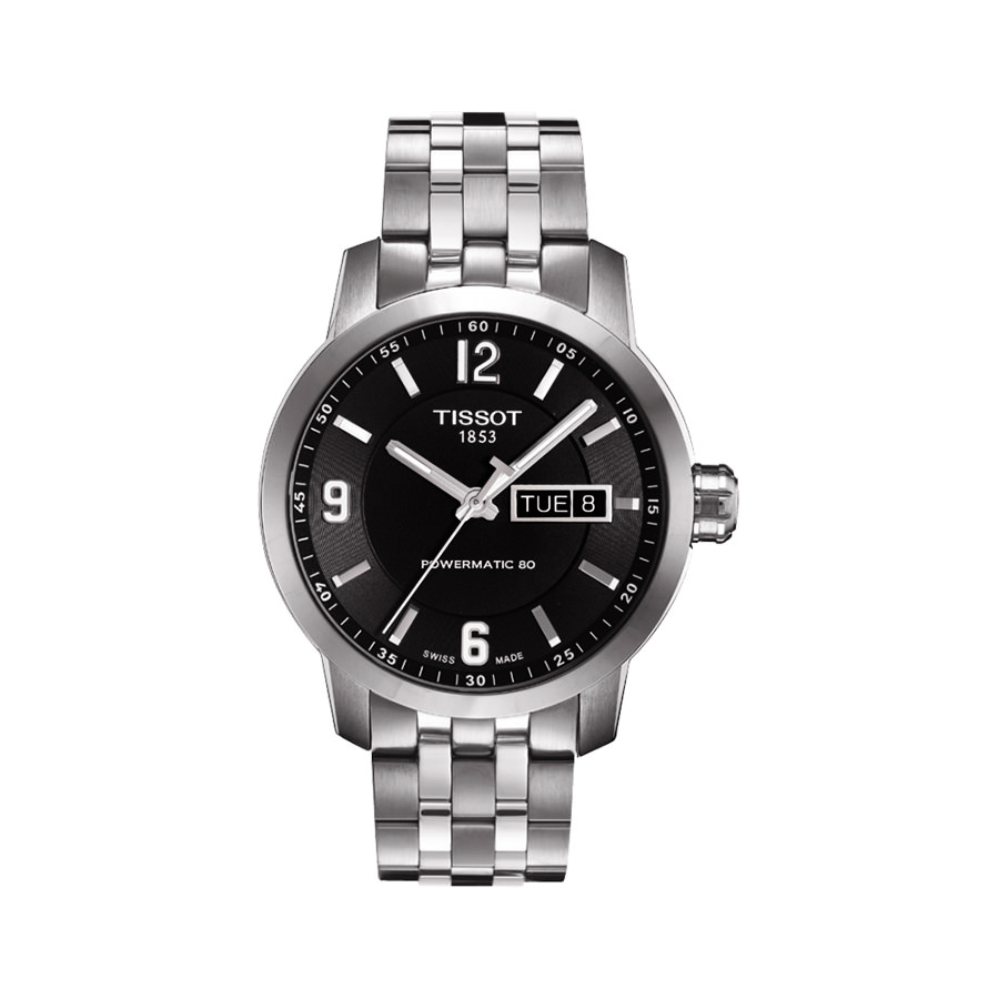 Pánské hodinky Tissot PRC 200 automatic gent T055.430.11.057.00 ... d68f9d222ab