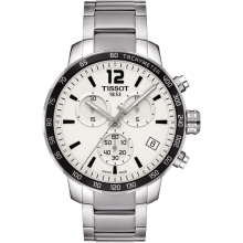 Hodinky TISSOT QUICKSTER Chronograph T095.417.11.037.00