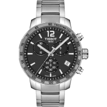 Hodinky TISSOT QUICKSTER Chronograph T095.417.11.067.00