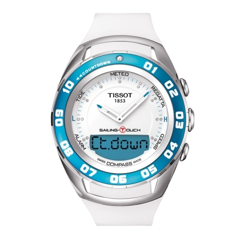Hodinky Tissot SAILING-TOUCH  T056.420.17.016.00